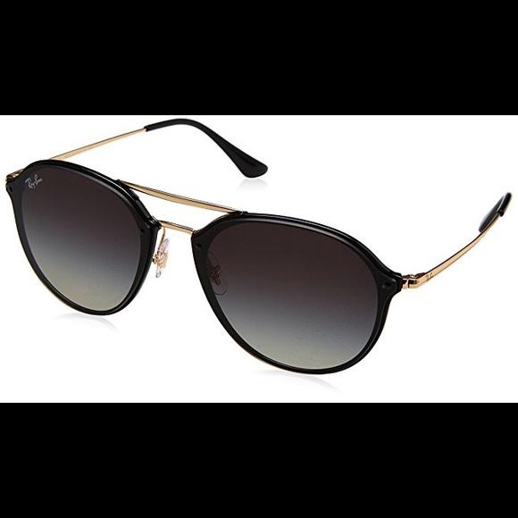 87696aff92 Ray-Ban Blaze Double Bridge Sunglasses (Unisex)